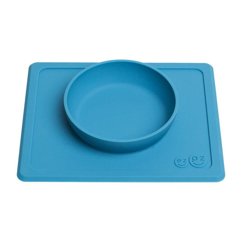 Mini Bowl, Blue