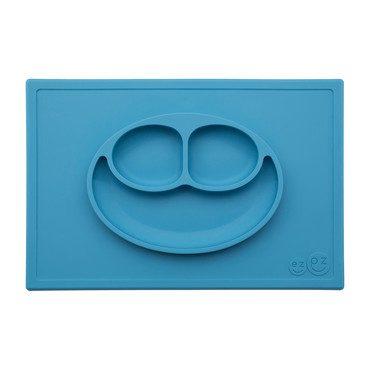 Happy Mat, Blue