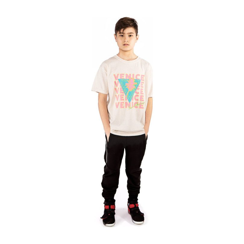 Venice T-Shirt, Ivory