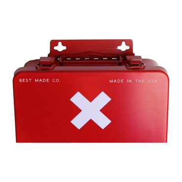 The Small Metal First Aid Kit