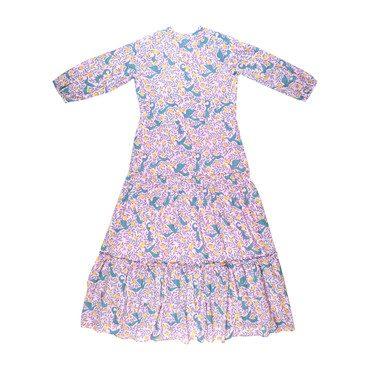 *Exclusive* Adult Bazaar Dress, Peony Deph Bird