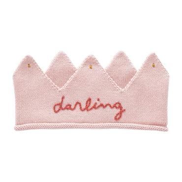 Oeuf Baby And Child Darling Crown Light Pink