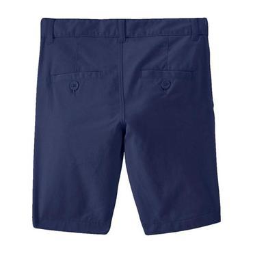 Petit Bateau Child Chino Shorts Navy Blue