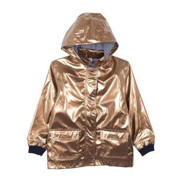 Petit Bateau Child Raincoat Copper