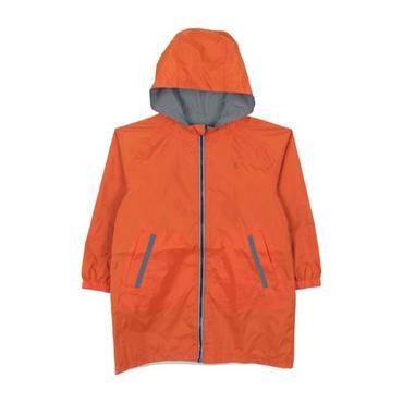 Petit Bateau Child Raincoat Orange