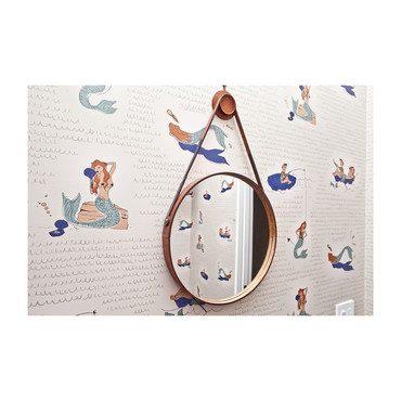 Sailor Hooks Siren Wallpaper