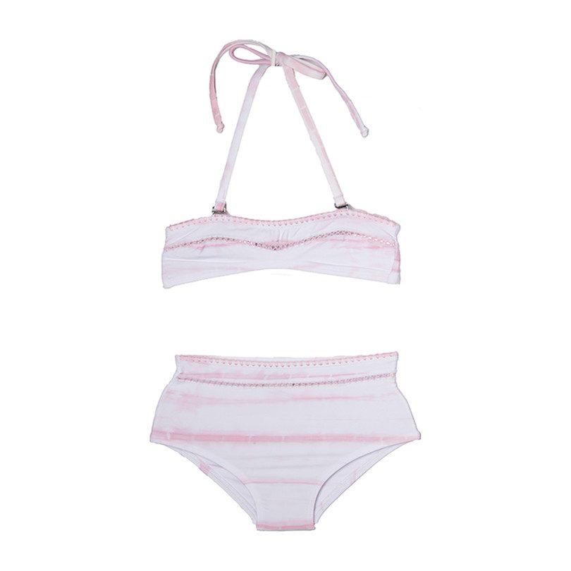High Tides Bikni, Pink Tie Dye