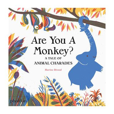 Are You A Monkey? A Tale of Animal Charades