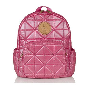 Quilted Little Companion Backpack, Pink