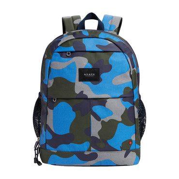 Leny Camo Backpack