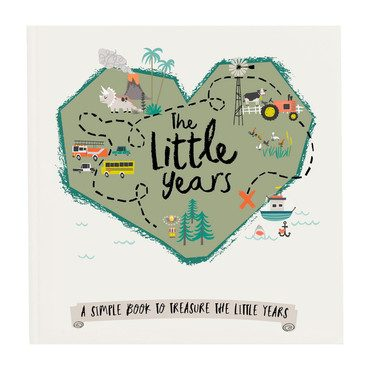 The Little Years Toddler Book, Boy