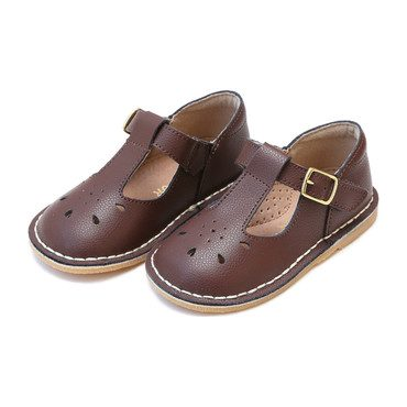 Bonnie T-Strap Mary Jane, Brown