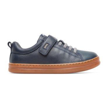 Runner Sneaker, Blue