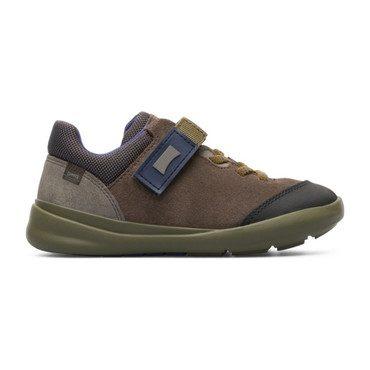 Ergo Sneaker, Brown