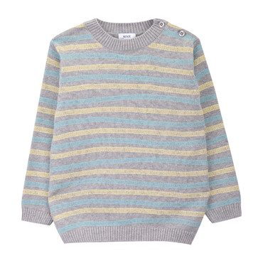 Knitted Sweater, Stripes