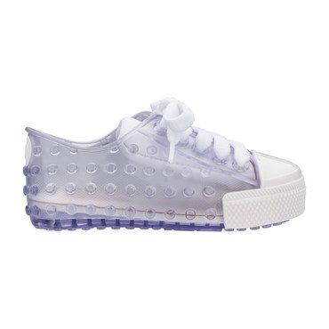 Baby Polibolha III Sneaker, Clear