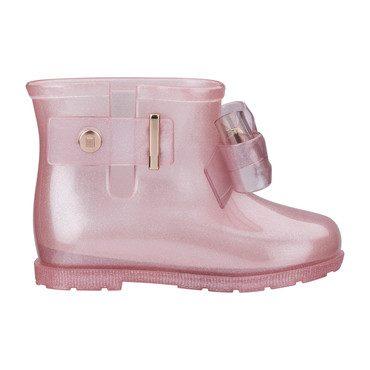 Baby Sugar Rain Princess Boot, Pink Blush