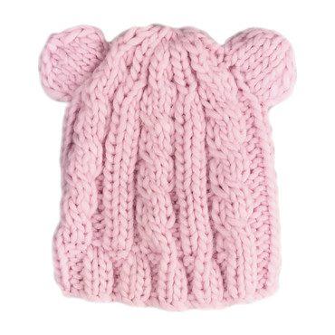 Julian Cable Bear, Pink