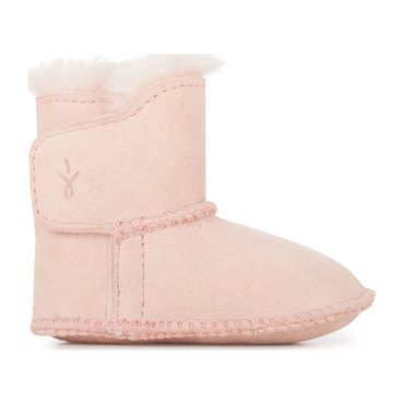 Baby Bootie, Dusty Pink