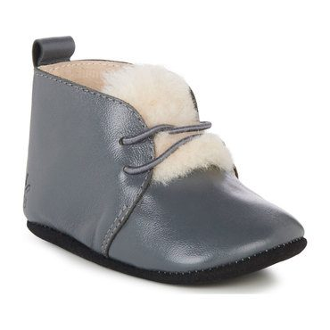 Poppy Bootie, Charcoal