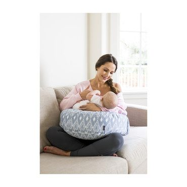 Nursing Pillow Slipcover, Belize