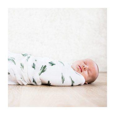 Swaddle Blankets, Saguaro + Dottie