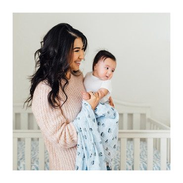 Swaddle Blankets, High Seas + Moby