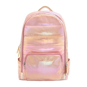 Galaxy Backpack, Light Pink