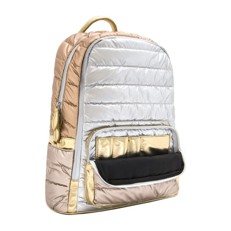 Puffy Backpack Rose Mix Bags Maisonette