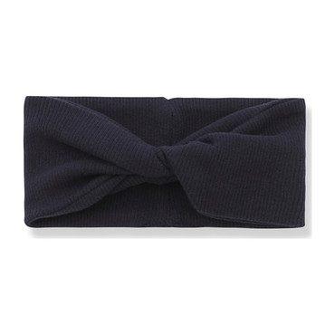 Bayonne Headband, Dark Blue