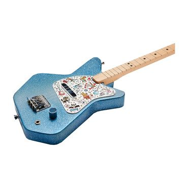 Pro 3-String Electric Guitar, Paul Frank