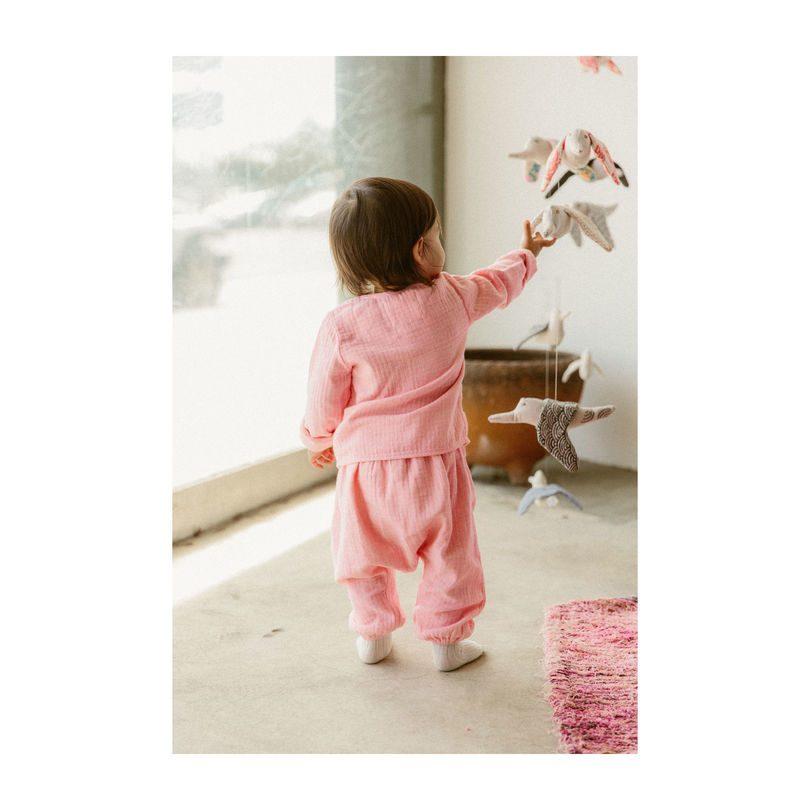 Baby Nico Kurta, Candy