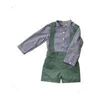 Pinnochio Shorts, Green