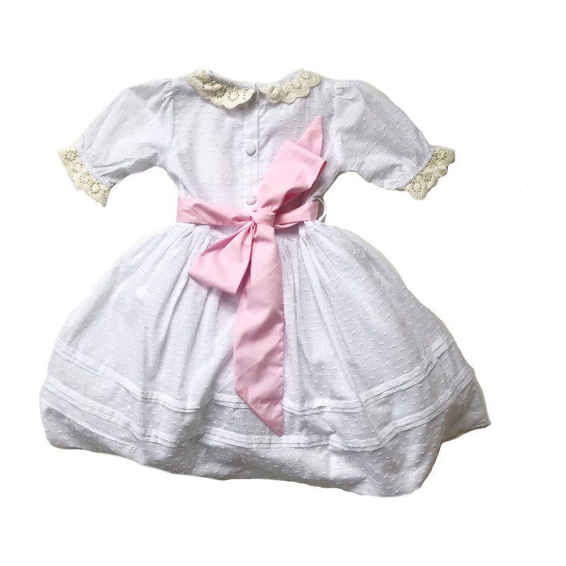 Eliza Dress, Pink