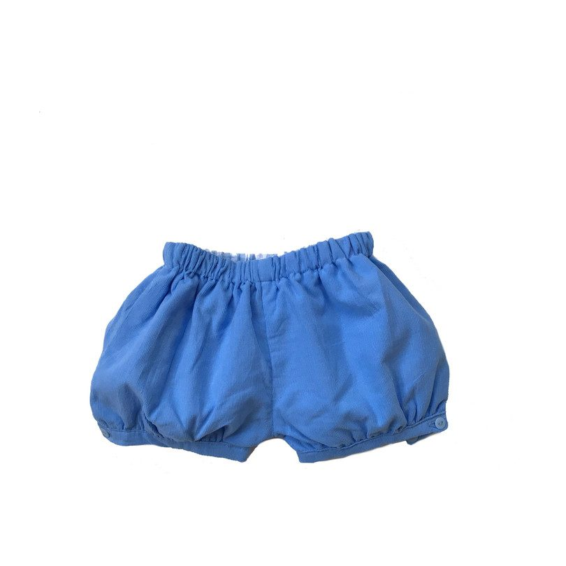 Reversible Otto Bloomers, Blue