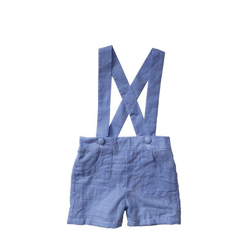 Pinnochio Shorts, Blue