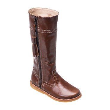 Elephantito Riding Boot, Brown
