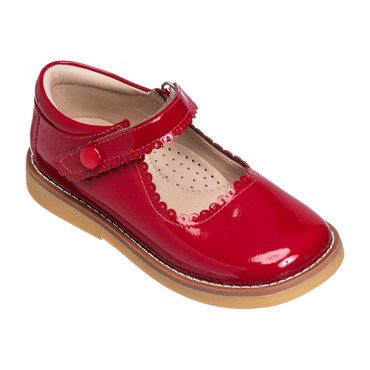 Toddler Mary Jane, Red Patent