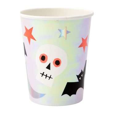 Halloween Icons Cups