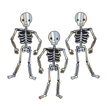 Giant Skeleton Decorations