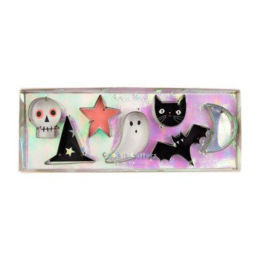 Halloween Icons Mini Cookie Cutters