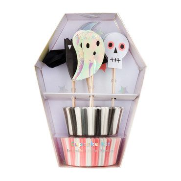 Halloween Icons Cupcake Kit