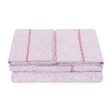 June Sheet Set, Pink
