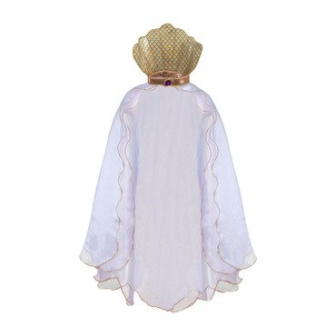 Mermaid Glimmer Cape, Lilac