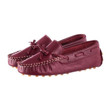 *Exclusive* Driver Loafer, Burgundy