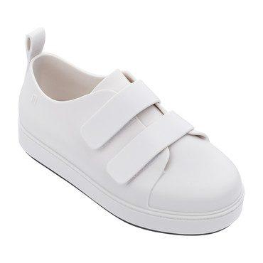 Mel Go Sneaker, White