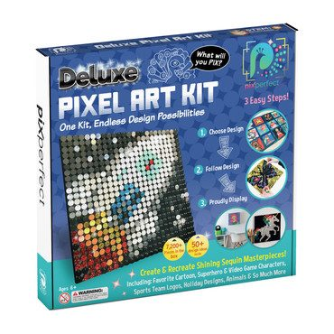 Deluxe Pixel Art Kit