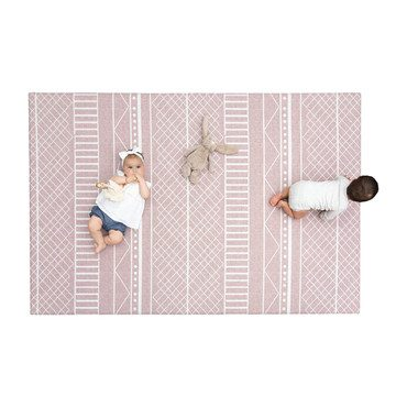 Cali Play Rug, Rose