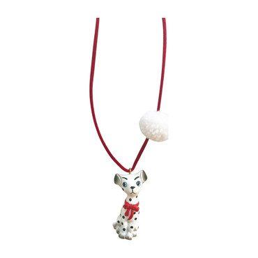 Dakota The Dalmatian Necklace