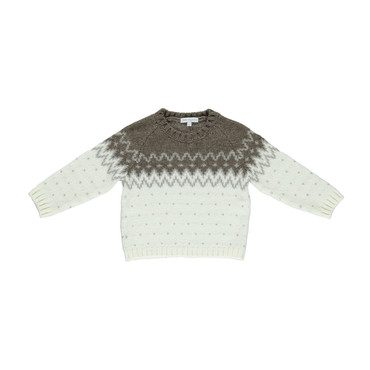 Esper Jumper, Brown Nordic